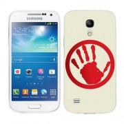 Husa Samsung Galaxy S4 Mini i9190 i9195 Silicon Gel Tpu Model Stop Hand