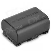 VG108 3.6V 860mAh Decoded bateria para JVC BN-VG107 / VG108 / VG121 / VG114 camara digital - Negro