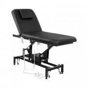 Mesa de massagem Physa Lyon Black - preta