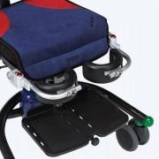 Patterson Support de genoux pour chaise d'activité fonctionnelle Wombat