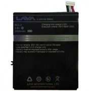 Original Li Ion Polymer Replacement Battery for Lava Iris Pro 30