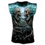 SPIRAL férfi trikó - Flaming Spine - WR138552