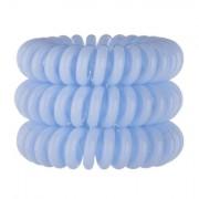 Invisibobble Power Hair Ring elastico per capelli 3 ks tonalità Something Blue donna