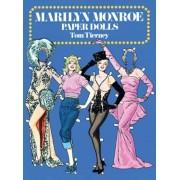 Marilyn Monroe Paper Dolls, Paperback