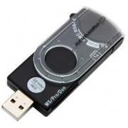 Card Reader All-in-One ESPERANZA EA118, USB 2.0