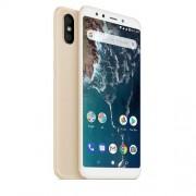 "Smartphone, Xiaomi Mi A2, DualSIM, 5.99"", Arm Octa (2.2G), 4GB RAM, 32GB Storage, Android, Gold (MZB6466EU)"