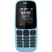 Nokia 105 Telefono Cellulare Dual Sim Display 1,8 Pollici Colore Blu