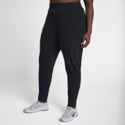 Nike Grande Taille - Pantalon de training taille mi-basse Flex Bliss pour Femme - Noir