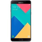 "Telefon Mobil Samsung Galaxy A9 Pro (2016), Procesor Octa-Core 1.8GHz / 1.2GHz, Super Amoled Capacitive touchscreen 6"", 4GB RAM, 32GB Flash, 16MP, Wi-Fi, 4G, Dual Sim, Android (Negru) + Cartela SIM Orange PrePay, 6 euro credit, 6 GB internet 4G, 2,000 min"