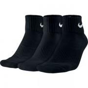 Nike unisex zokni- 001 101 901 3PPK CUSHION QUARTER SX4703-001