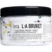 La Bruket Cuidado corporal Baños terapéuticos y sales de baño Nr. 001 Bath Salt Marigold/Orange/Geranium 450 g