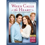 When Calls the Heart: The Movie Collection - Year 3 [DVD]