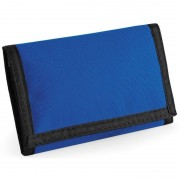 Bagbase Portemonnee/portefeuille blauw 13 cm