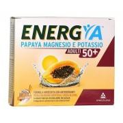 Angelini Energya Papaya Magnesio E Potassio Adulti 50+ 14 Bustine