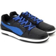 Puma Unlimited Lo DP Men Sneakers For Men(Black)
