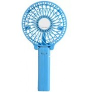 Loopan Solid Multicolor Hand Fan(Pack of 1)