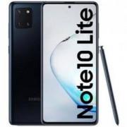 Смартфон Samsung Galaxy Note 10 Lite 128GB Dual N770, Черен, N770