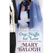 One Night For Love. Number 1 in series, Paperback/Mary Balogh