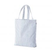 Artek - Rivi Stofftasche, weiß / blau