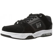 Dc Men s Rival Skateboarding Shoe Black/White 6 D(M) US