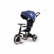 Tricicleta Rito Deluxe albastra Cycles