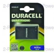 Duracell Mobiltelefon Batteri Nokia 3.7V 1000mAh (BL-5C)