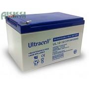 ULTRACELL 12V 12 Ah