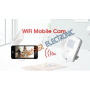 Mini Telecamera Nascosta SD Card JMC PIR WiFi Mobile Cam visione da Cellulare