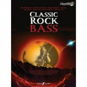 Faber Music Auth.Play Along - Classic Rock Bass, TAB/CD