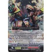 Cardfight!! Vanguard Tcg Ancient Dragon, Tyrannolegend (Bt11/013 En) Seal Dragons Unleashed