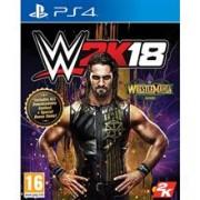 WWE 2K18 WrestleMania Edition PS4
