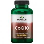 Swanson Koenzym Q10 200 mg 90 kapslí - 90 kapslí