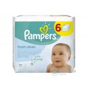 Pampers Baby Fresh Maramice 6x64 komad