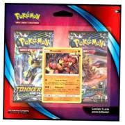 Non distribué Pack Pokemon 2 Boosters Mouscoto