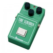 Ibanez TS808 Tube Screamer Overdrive Pro Pedal guitarra eléctrica