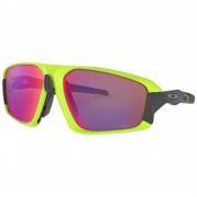 Oakley Field Jacket Sunglasses - Retina Burn/Prizm Road