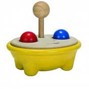 Plan Toys Preschool Punch And Drop Activity Toy