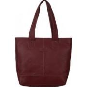 WCL Women Maroon Shoulder Bag