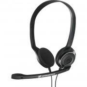 Слушалки Sennheiser PC 8-USB, Черни