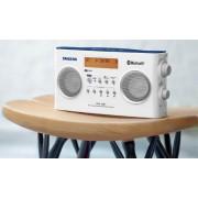 DPR-26BT W Bluetooth sztereó táskarádió DAB+ FM-RDS