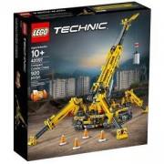 Конструктор Лего Техник - Компактен верижен кран, LEGO Technic, 42097