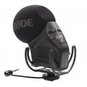 Rode Stereo VideoMic Pro Rycote Microfone para Câmara Reflex
