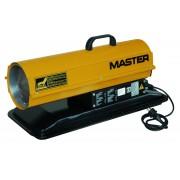 Generator aer cald pe motorina MASTER B35 CED, 8800kcal/ora