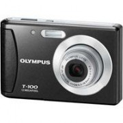 Olympus Digitalni fotoaparat T-100 crni