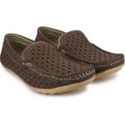 Jynx DVS Loafers For Men(Brown)