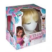 Fashion Angels Unicorn Magic Wig & Styling Stand