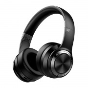PICUN B21 Over-ear Wireless Bluetooth 5.0 Stereo Headphone Headset with Built-in Microphone - Black