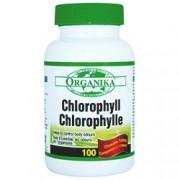 Clorofila Pura Organica - pentru repararea tesuturilor, purificarea si detoxifierea sangelui