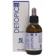 Femar Farma Detopic B Gocce 50 ml - Integratore per secchezza cutanea e mucose