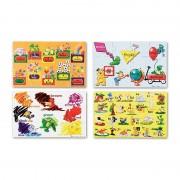 Puzzle de podea Educational 4